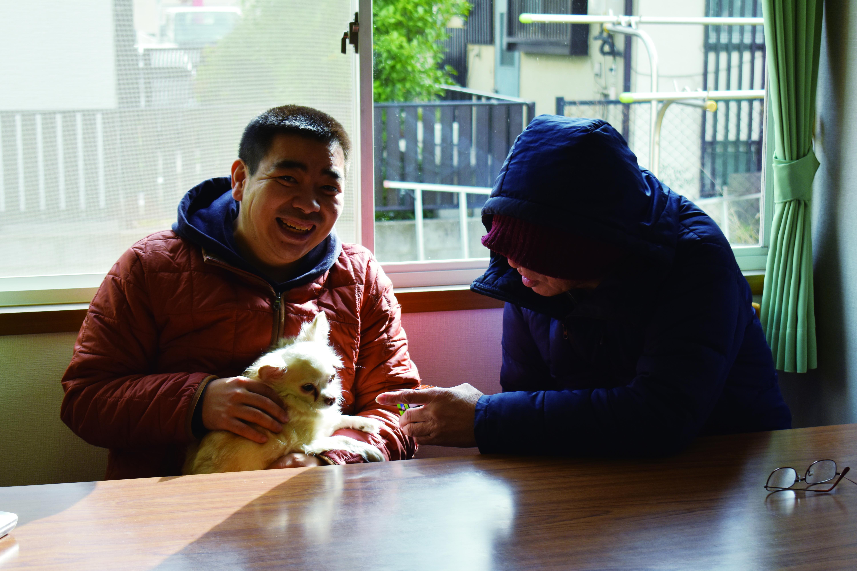 グループ 求人 ホーム 者 障害
